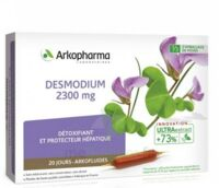 Arkofluide Bio Ultraextract Desmodium Solution buvable 20 Ampoules/10ml à Poitiers