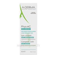 Aderma Phys'ac Global Soin Imperfection Sévères 40ml à Poitiers