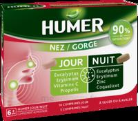 HUMER Nez/Gorge jour&nuit 15 comprimés à Poitiers