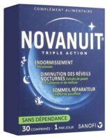 Novanuit Triple Action Comprimés B/30 à Poitiers