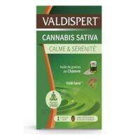 Valdispert Cannabis Sativa Caps liquide B/24 à Poitiers