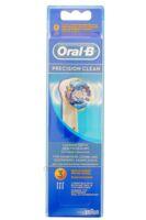 Brossette De Rechange Oral-b Precision Clean X 3 à Poitiers