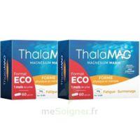 Thalamag Forme Physique & Mentale Magnésium Marin Fer Vitamine B9 Gélules 2b/60 à Poitiers