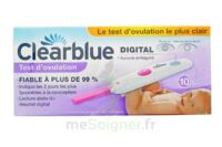 TEST D'OVULATION DIGITAL CLEARBLUE x 10 à Poitiers