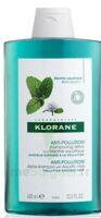 Klorane Menthe Aquatique Shampooing Détox 400ml à Poitiers