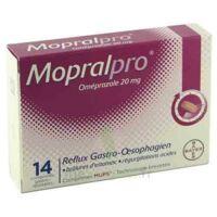 MOPRALPRO 20 mg Cpr gastro-rés Film/14 à Poitiers