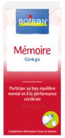 Boiron Mémoire Ginkgo Extraits de plantes Fl/60ml à Poitiers
