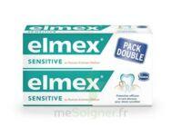 ELMEX SENSITIVE DENTIFRICE, tube 75 ml, pack 2 à Poitiers