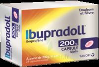 IBUPRADOLL 200 mg, capsule molle à Poitiers