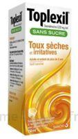 Toplexil 0,33 Mg/ml Sans Sucre Solution Buvable 150ml à Poitiers