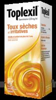 TOPLEXIL 0,33 mg/ml, sirop 150ml à Poitiers