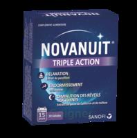 NOVANUIT Triple action Gélules B/30 à Poitiers
