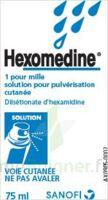 Hexomedine 1 Pour Mille, Solution Pour Pulvérisation Cutanée En Flacon Pressurisé à Poitiers