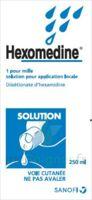 Hexomedine 1 Pour Mille S Appl Loc Fl/250ml