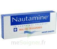 NAUTAMINE, comprimé sécable à Poitiers