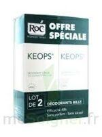 Keops Deodorant Bille Peaux Fragiles Lot De 2 à Poitiers