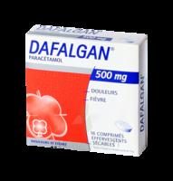 Dafalgan 500 Mg Comprimés Effervescents Sécables Film/16 à Poitiers