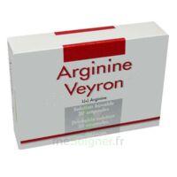ARGININE VEYRON, solution buvable en ampoule à Poitiers
