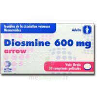 DIOSMINE ARROW 600 mg, comprimé pelliculé à Poitiers
