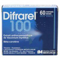 DIFRAREL 100 mg, comprimé enrobé à Poitiers