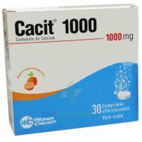 CACIT 1000 mg, comprimé effervescent