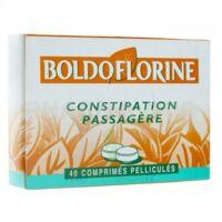 BOLDOFLORINE 1 Cpr pell constipation passagère B/40 à Poitiers