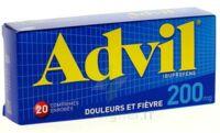 ADVIL 200 mg, 20 comprimés enrobés B/20 à Poitiers