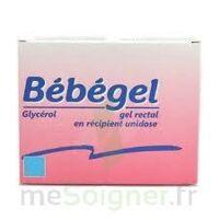 BEBEGEL, gel rectal en récipient unidose à Poitiers