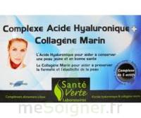 Acide Hyaluronique+Collagène marin à Poitiers