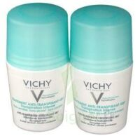 VICHY TRAITEMENT ANTITRANSPIRANT BILLE 48H, fl 50 ml, lot 2 à Poitiers