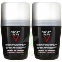 VICHY ANTI-TRANSPIRANT HOMME Bille anti-trace 48h LOT à Poitiers