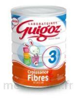 GUIGOZ 3 LAIT DE CROISSANCE FIBRES  800G à Poitiers