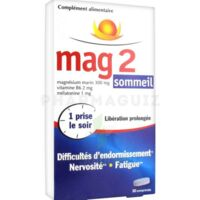 MAG2 SOMMEIL 30 CPR à Poitiers