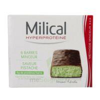 Barre HP Chocolat Pistache - Etui 6barres à Poitiers
