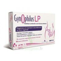 Gynophilus LP Probiotiques 6 comprimés vaginaux à Poitiers