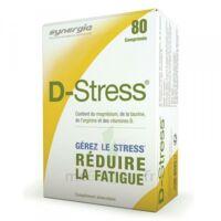 D-STRESS, boite de 80 à Poitiers