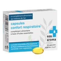 SOS AROMA Caps confort respiratoire à Poitiers