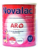 Novalac AR 1 + 800g à Poitiers