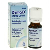 ZYMAD 10 000 UI/ml, solution buvable en gouttes