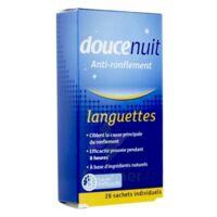 Doucenuit Antironflement Languettes, Sachet 28 à Poitiers