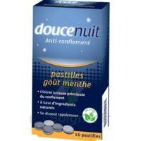 DOUCENUIT ANTIRONFLEMENT PASTILLES à la menthe, bt 16 à Poitiers