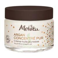 MELVITA ARGAN CONCENTRÉ PUR crème-huile jeunesse BIO à Poitiers