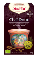 YOGI TEA CHAÏ DOUX à Poitiers