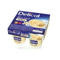 DELICAL RIZ AU LAIT Nutriment vanille 4Pots/200g à Poitiers
