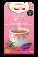 YOGI TEA EQUILIBRE FEMININ à Poitiers