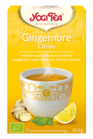 Yogi Tea Gingembre Citron