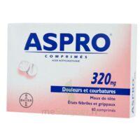 ASPRO 320 mg, comprimé à Poitiers