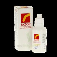 FAZOL 2 POUR CENT, émulsion fluide pour application locale à Poitiers
