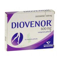 DIOVENOR 600 mg, comprimé pelliculé à Poitiers