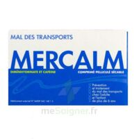 MERCALM, comprimé pelliculé sécable à Poitiers